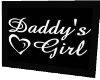 Daddy's Girl Framed Pic