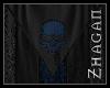 [Z] Necrom. Cape blue