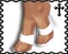* White Strap Heels V2