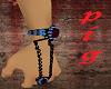 Sapphire Ruby Handchain