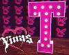 Y. Letter T e