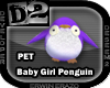 [D2] Baby Girl Penguin