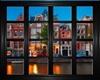 Window, Amsterdam View,2