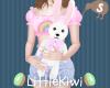 Little Bunbun Stuffie Pk