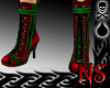 -NS- Xmas Party Boots