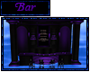 Purple & Black Bar