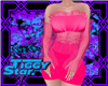 |TS| Fluffy Hot Pink