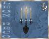 {L} Suicide Squad Candle