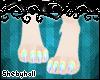 (S) lasciva feets