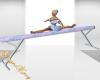 SE-Gymnastics Bal. Beam