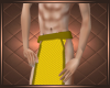 Yellow Loincloth Short