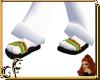 Rasta Stripe Sandal M