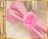 I~Prin Pink Rose Bows