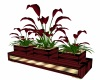 [SD]  RED BOX PLANTER