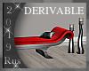 Rus: DERIVABLE Chaise