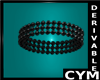 Cym Pearls Bracelets L
