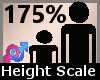 Height Scaler 175% F A