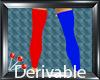 (S) Layerable Stockings