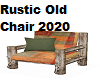 Rustic Chair new 2020