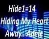 B.F Hiding My Heart