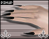 ⚓ | Black Nails