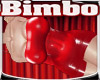Bimbo RED Queen PVC