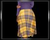 [SD] Plaid Skirt