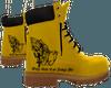 Gold OGCJM Boots