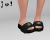 CoCo Fur Platform♥