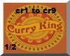 Curry king mix (Euro)