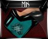 !Mk! Toxic Bl Shoes