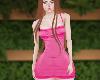 dress florzinha