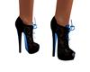 New Years Blue Heels