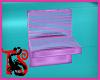 TS Purple Wall Chair