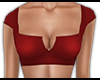 Red Crop Top Busty | B