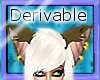 Pirate Ears {Derrivable}