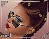 Mel*Diamond Aubergine