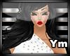 Y! Gorgeous  Black-Silk