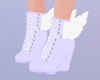 Daa! Wing Shoes Purple