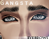 Frank|Black eyebrows