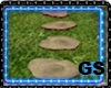 """GS"" LOG GARDEN PATH"
