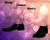 Black Liakos Boot's
