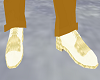 Creme & Gold Steppers