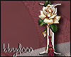 Deco Rose Sticker (I)