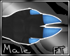 (M)Blu Equine Hands[FT]