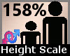 Height Scale 158% F A