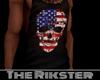 [Rr] Tank USA Skull