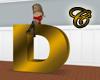 letter D Seat