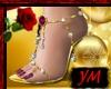 *Y* Xmas Amethyst Shoe