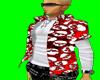 [AR] Red Shirt & Skulls
